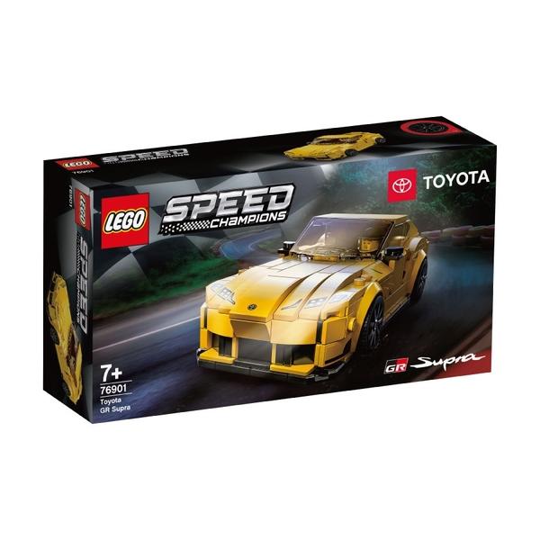 LEGO樂高 76901 Toyota GR Supra 玩具反斗城
