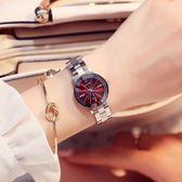 情侶對錶 一對韓版潮流學生簡約男女對錶鋼帶石英錶防水時尚款 sxx3081 【雅居屋】