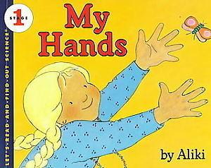 【麥克書店】『快樂讀出英語力』MY HANDS /英文繪本