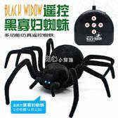 紅外線惡搞遙控蜘蛛電動模擬爬行動物兒童愚人節尖叫整蠱嚇人玩具   走心小賣場