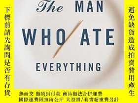 二手書博民逛書店The罕見Man Who Ate Everything (vintage)Y362136 Jeffrey St