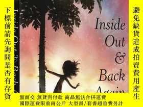 二手書博民逛書店英文原版罕見Inside Out and Back Again 再見木瓜樹 紐伯瑞銀獎Y21066 Thanh