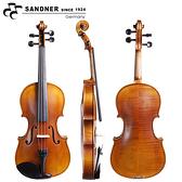 法蘭山德 Sandner TA-16 中提琴~加贈肩墊/調音器/擦琴布