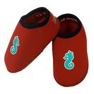 [衣林時尚] 瑞典 Imse Vimse 水陸兩用防滑鞋(紅)