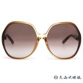 Chloe 墨鏡 CE723SA 206 (透棕) 孫芸芸配戴款 太陽眼鏡 久必大眼鏡