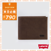 Levis 皮夾 男款 / 時尚棕【活動最後3天! 優惠只到12/16 9:59】