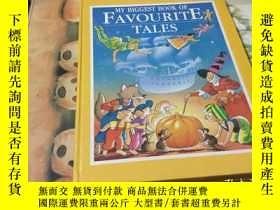 二手書博民逛書店MY罕見BIGGEST BOOK OF FAVOURITE TA