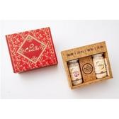可夫萊-春禧禮盒-雙活菌堅果穀粉(原味、蔓越莓)-3盒組
