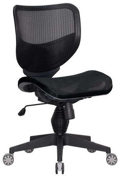 HP362-01 全網椅TS-080/黑網/氣壓+後仰