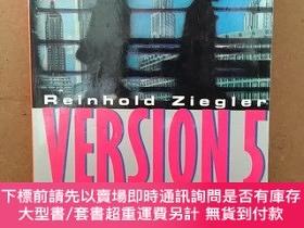 二手書博民逛書店Version罕見5 Punkt 12【德文原版】Y269331 Reinhold Ziegler Beltz
