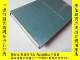 二手書博民逛書店SPEAKING罕見IN THE CHURCH(1954年精裝3