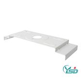 雅速達 水泥牆專用循環扇吸頂式支撐架【DIY自行組裝】