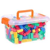 塑料拼插小顆粒積木3-6周歲幼兒園男女寶寶拼搭兒童4-7-8益智玩具WY 限時八折 最后一天