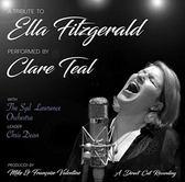 【停看聽音響唱片】【黑膠LP】Teal A Tribute To Ella Fritzgerald
