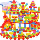 積木玩具1-2-3-6周歲7益智男孩寶寶智力兒童拼裝塑料拼插女孩小孩「摩登大道」