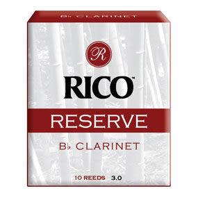 凱傑樂器  RESERVE系列 CLARINET 5片裝 豎笛 竹片
