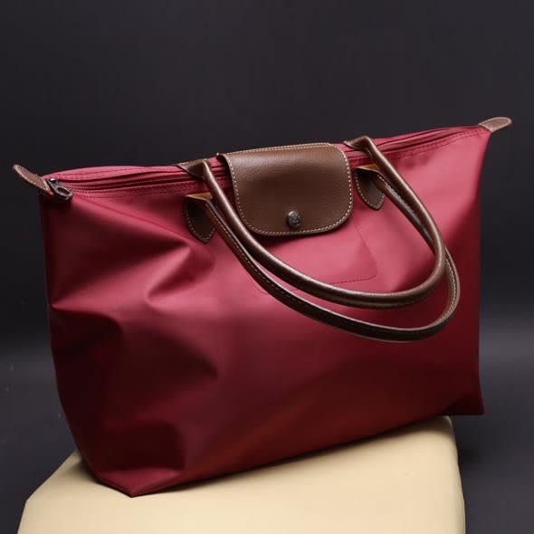 618年㊥大促 牛津布餃子包單肩包大包手提包尼龍女包布包購物袋水餃包