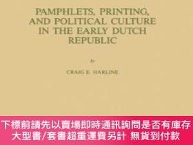 二手書博民逛書店Pamphlets,罕見Printing, And Political Culture In The Early