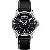 Hamilton漢米爾頓卡其航空系列PILOT DAY DATE機械腕錶  H64615735