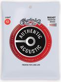 Martin MA540T 磷青銅 12-54 木吉他弦-3包量販組