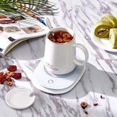 加熱杯墊 55度暖暖杯恒溫杯加熱器恒溫杯墊加熱杯墊保溫杯墊暖咖啡杯墊加熱 免運快速出貨