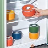 便當盒便攜帶蓋保鮮碗陶瓷碗專用密封保鮮盒【淘夢屋】