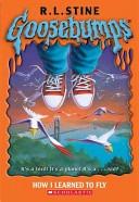 二手書博民逛書店 《How I Learned to Fly》 R2Y ISBN:0439796202│Scholastic Paperbacks
