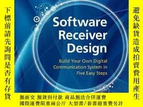 二手書博民逛書店Software罕見Receiver DesignY256260 C. Richard Johnson Jr