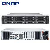 QNAP 威聯通 TES-1885U-D1521-8GR  18Bay NAS 網路儲存伺服器