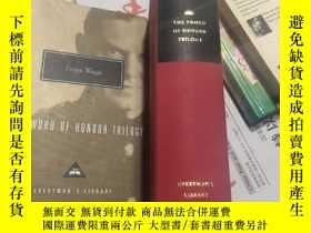 二手書博民逛書店The罕見Sword of Honour TrilogyY85718 Evelyn Waugh Everyma