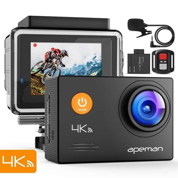 【】APEMAN A79 4K 運動型攝影機 公司貨