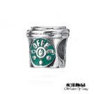 咖啡杯散珠  潘朵拉風DIY串珠手鍊配件...