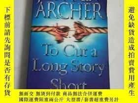 二手書博民逛書店To罕見cut a long story shortY20677