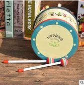 手敲鼓音樂男孩女孩拍手鼓兒童玩具早教玩HOT2963【歐爸生活館】