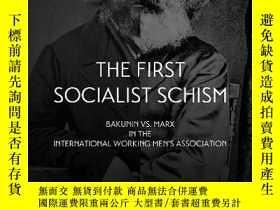 二手書博民逛書店The罕見First Socialist SchismY364682 Wolfgang Eckhardt Pm