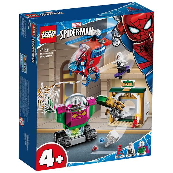 樂高 LEGO 76149 The Menace of Mysterio