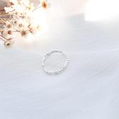 戒指女 時尚個性韓版簡約潮人氣質食指尾戒