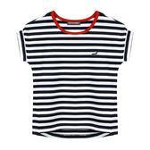 『小鱷魚童裝』條紋T恤(08號~18號)533455