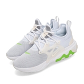 Nike 慢跑鞋 Wmns React Presto 白 米白 綠 女鞋 運動鞋 【PUMP306】 CD9015-401