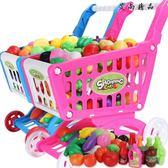 家家酒 兒童購物車超市手推車過家家玩具