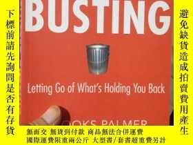 二手書博民逛書店Clutter罕見Busting: Letting Go of