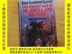二手書博民逛書店the罕見strange gase of dr jekyll a
