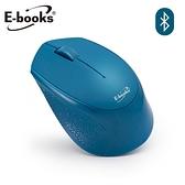 E-books M60 藍牙三鍵式超靜音無線滑鼠-藍