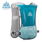 奧尼捷越野跑步背包雙肩男女透氣戶外運動水袋包防水騎行包5L NMS小明同學