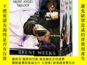 二手書博民逛書店The罕見Night Angel TrilogyY256260 Brent Weeks Orbit 出版20