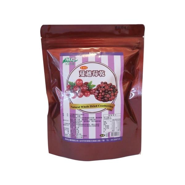 全果粒蔓越莓乾/加拿大全果粒蔓越苺乾/600g---超大量販包