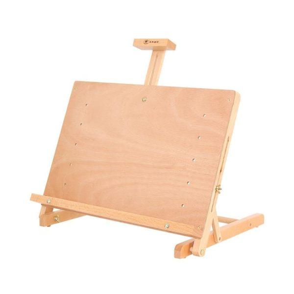 雙豐牌新款桌面台式畫板畫架摺疊初學者寫生繪畫台可調節畫板 生活樂事館