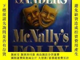 二手書博民逛書店英文原版罕見Mcnally s Folly by Lawrenc