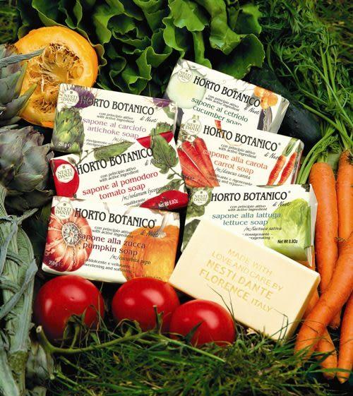 Nesti Dante 義大利手工香皂-胡蘿蔔皂 250g