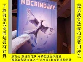 二手書博民逛書店Mockingjay罕見(The Hunger Games)Y1